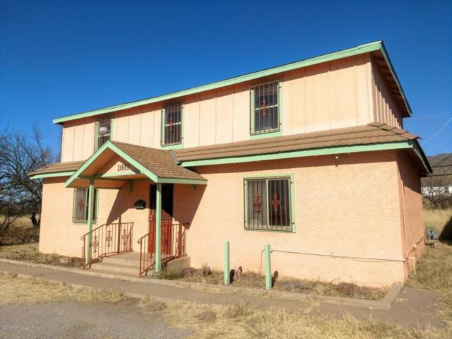 1002 W Highway 92, Bisbee, AZ 85603 (MLS #165996) :: Service First Realty