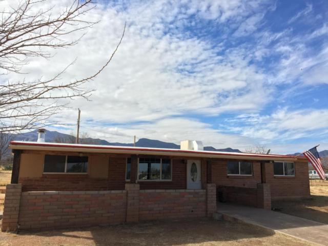 4932 E Bevers Street, Sierra Vista, AZ 85650 (MLS #166008) :: Service First Realty