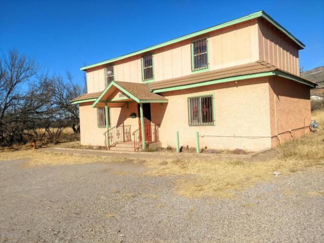 1002 W Highway 92, Bisbee, AZ 85603 (MLS #166021) :: Service First Realty