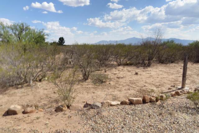Tbd N No Name Road, Sierra Vista, AZ 85635 (MLS #166029) :: Service First Realty