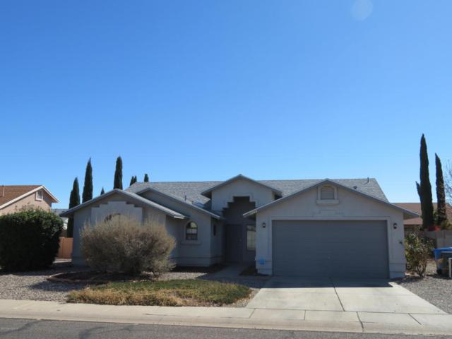 2702 Thunderbird Drive, Sierra Vista, AZ 85650 (MLS #166033) :: Service First Realty