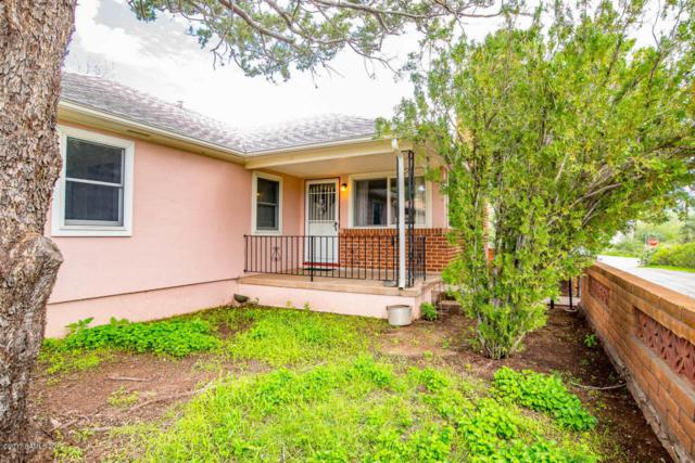 407 14th Terrace, Bisbee, AZ 85603 (MLS #166052) :: Service First Realty