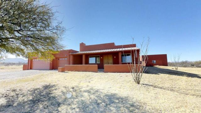 3277 W Thunder Pass Road, Benson, AZ 85602 (MLS #166070) :: Service First Realty