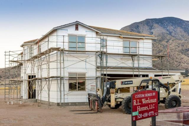 10326 E Saddlehorn Court Lot 48, Hereford, AZ 85615 (#166116) :: The Josh Berkley Team