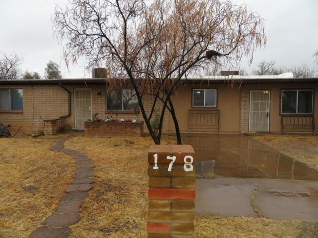 178 E Ash Street, Huachuca City, AZ 85616 (#166137) :: Long Realty Company