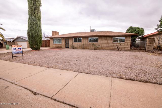771 Palo Verde Drive, Sierra Vista, AZ 85635 (MLS #166155) :: Service First Realty