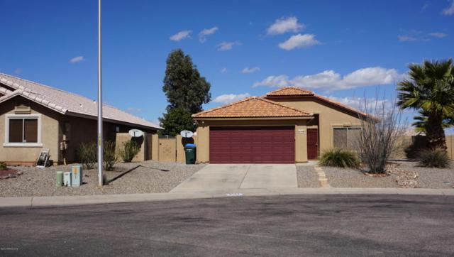 4749 Calle Las Cruces, Sierra Vista, AZ 85635 (MLS #166190) :: Service First Realty