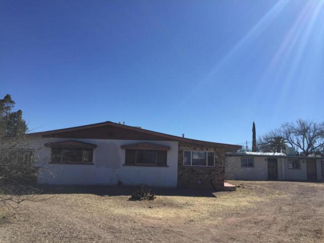 15 W Bruce, Tombstone, AZ 85638 (MLS #166202) :: Service First Realty