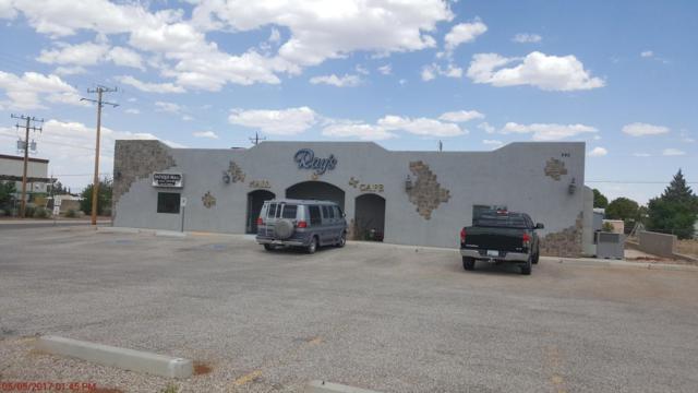 290 N 298 Huachuca Boulevard, Huachuca City, AZ 85616 (MLS #166208) :: Service First Realty
