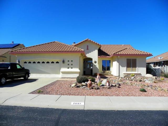 2697 Coral Brooke Drive, Sierra Vista, AZ 85650 (MLS #166255) :: Service First Realty