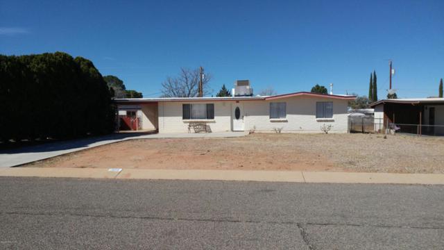 309 Dragoon Street, Huachuca City, AZ 85616 (MLS #166307) :: Service First Realty