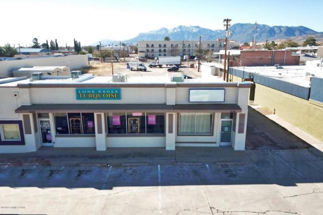 500-522 W Fry Boulevard, Sierra Vista, AZ 85635 (#166318) :: Long Realty Company
