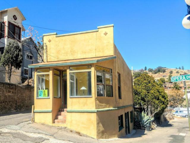 105b Taylor Avenue, Bisbee, AZ 85603 (MLS #166329) :: Service First Realty
