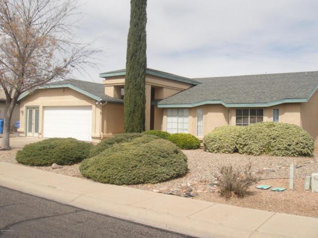 3149 Raven Drive, Sierra Vista, AZ 85650 (MLS #166336) :: Service First Realty
