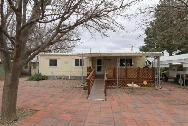 2436 N Calle Sereno, Huachuca City, AZ 85616 (MLS #166391) :: Service First Realty