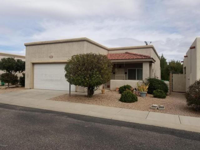 473 Sky Ranch, Sierra Vista, AZ 85635 (MLS #166409) :: Service First Realty