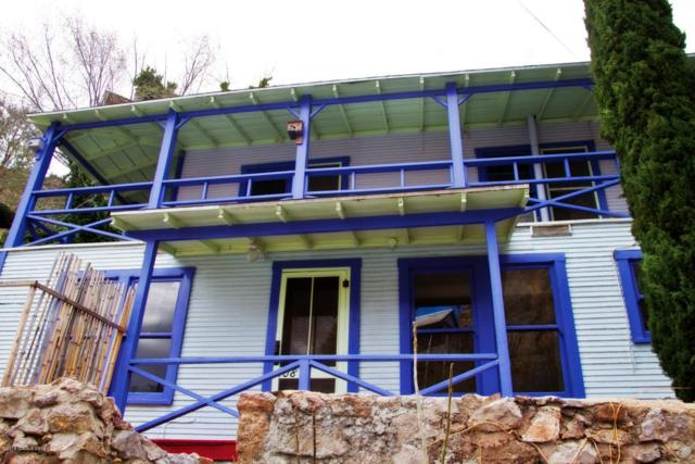 108 Tombstone, Bisbee, AZ 85603 (MLS #166426) :: Service First Realty