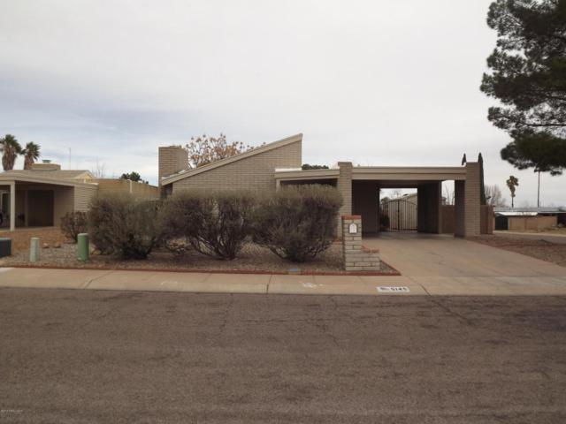 5145 E Calle Virada, Sierra Vista, AZ 85635 (MLS #166435) :: Service First Realty