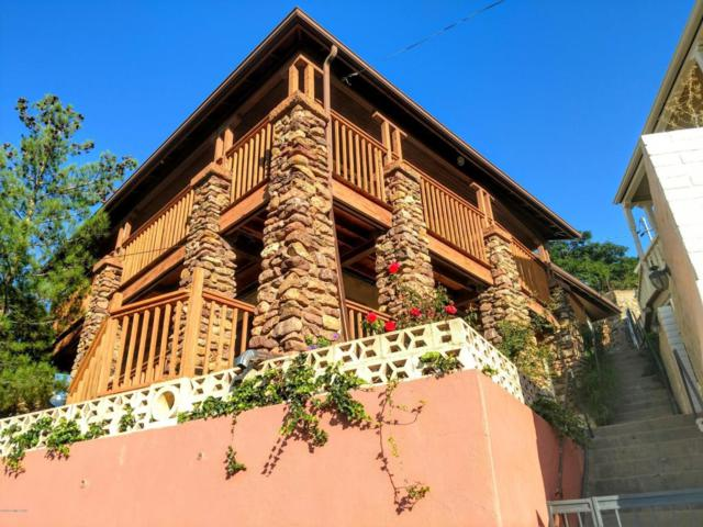 17 Temby Avenue, Bisbee, AZ 85603 (MLS #166444) :: Service First Realty
