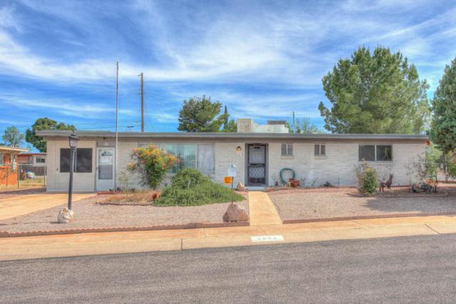 2864 E Mockingbird Drive, Sierra Vista, AZ 85635 (MLS #166446) :: Service First Realty