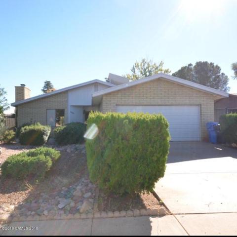 5130 Calle Granada, Sierra Vista, AZ 85635 (MLS #166456) :: Service First Realty