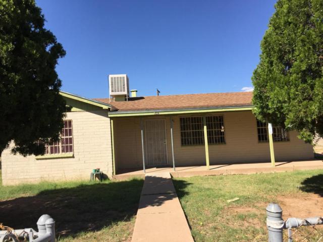 840 E 3rd Street, Douglas, AZ 85607 (#166462) :: Long Realty Company