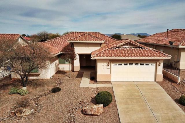 2687 Meadowbrook Circle, Sierra Vista, AZ 85650 (MLS #166466) :: Service First Realty