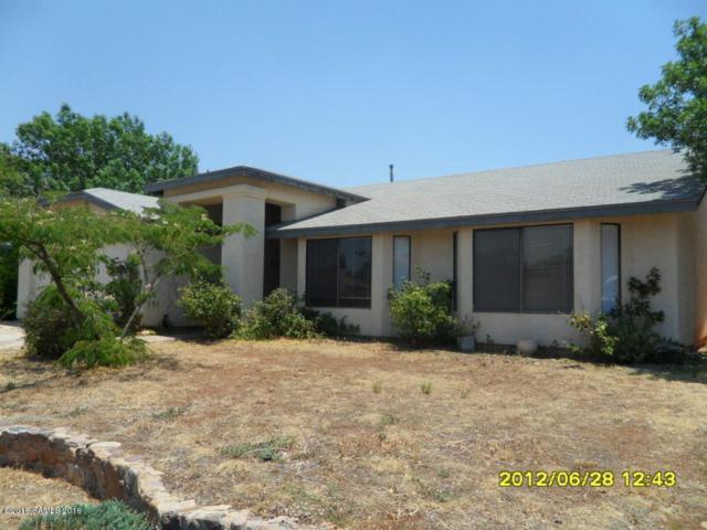 5100 E Via De Lomas, Sierra Vista, AZ 85635 (MLS #166469) :: Service First Realty