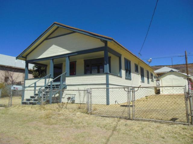 108 Campbell Avenue, Bisbee, AZ 85603 (MLS #166474) :: Service First Realty
