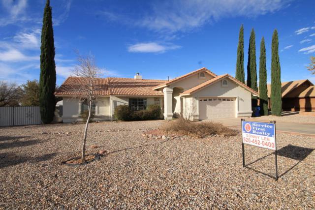 3207 Rosburg Street, Sierra Vista, AZ 85650 (MLS #166509) :: Service First Realty
