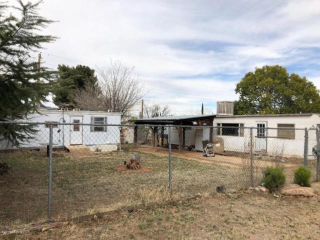 95 Sheila Lane, Sierra Vista, AZ 85635 (MLS #166510) :: Service First Realty