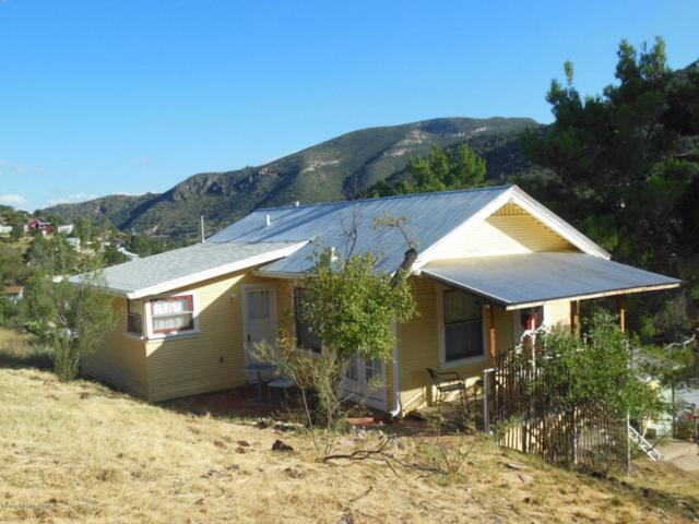 819-B Tombstone Canyon, Bisbee, AZ 85603 (#166526) :: Long Realty Company
