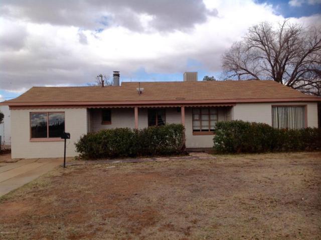 1570 E 8th Street, Douglas, AZ 85607 (MLS #166547) :: Service First Realty