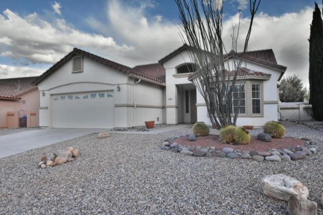 2668 Coral Brooke Drive, Sierra Vista, AZ 85650 (MLS #166563) :: Service First Realty
