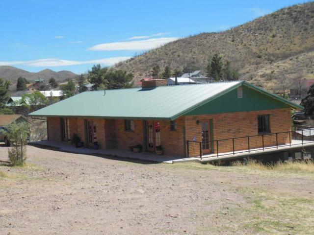 309 Black Knob View, Bisbee, AZ 85603 (#166587) :: The Josh Berkley Team
