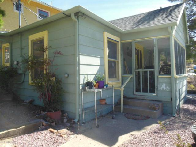 819-A Tombstone Canyon, Bisbee, AZ 85603 (#166600) :: Long Realty Company