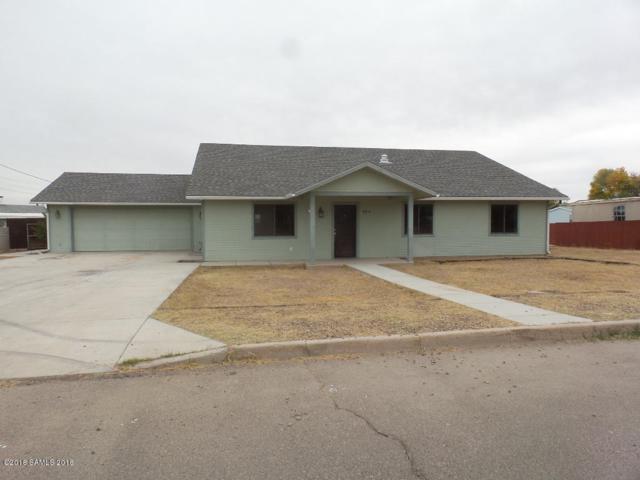 454 N San Pedro Street, Benson, AZ 85602 (MLS #166607) :: Service First Realty