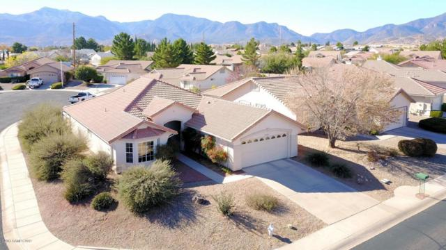 2970 Candlewood Drive, Sierra Vista, AZ 85650 (MLS #166632) :: Service First Realty