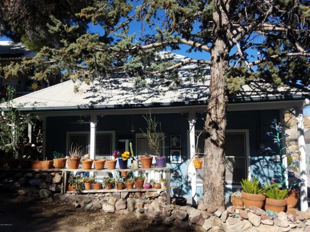 301 Oak Avenue, Bisbee, AZ 85603 (MLS #166634) :: Service First Realty