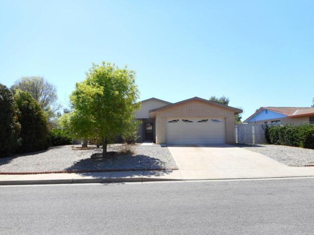 5080 Paseo Arruza, Sierra Vista, AZ 85635 (MLS #166674) :: Service First Realty