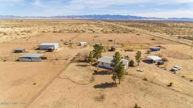 13384 S Cottonwood Road, Pearce, AZ 85625 (MLS #166680) :: Service First Realty