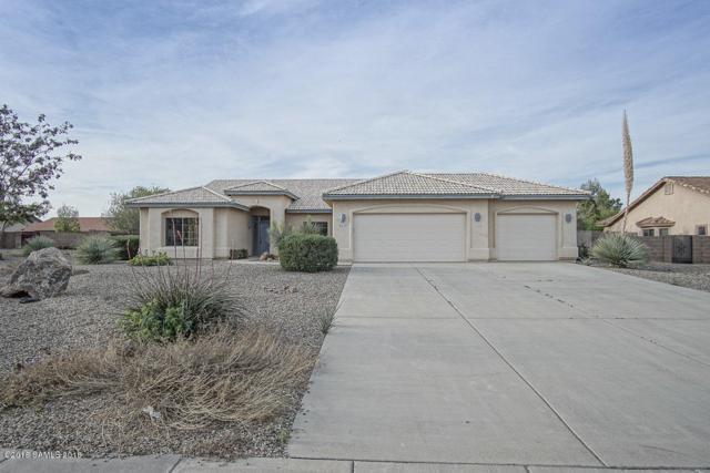 3359 Herba De Maria, Sierra Vista, AZ 85650 (MLS #166738) :: Service First Realty