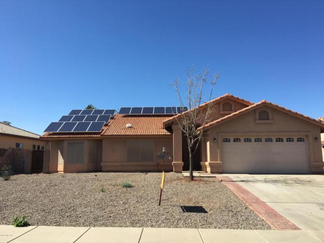 3493 Plaza De Lanza, Sierra Vista, AZ 85650 (MLS #166741) :: Service First Realty