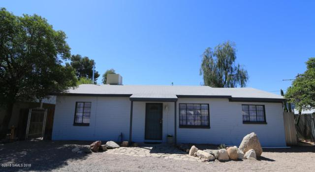 2558 E Sylvia Street, Tucson, AZ 85716 (MLS #166759) :: Service First Realty