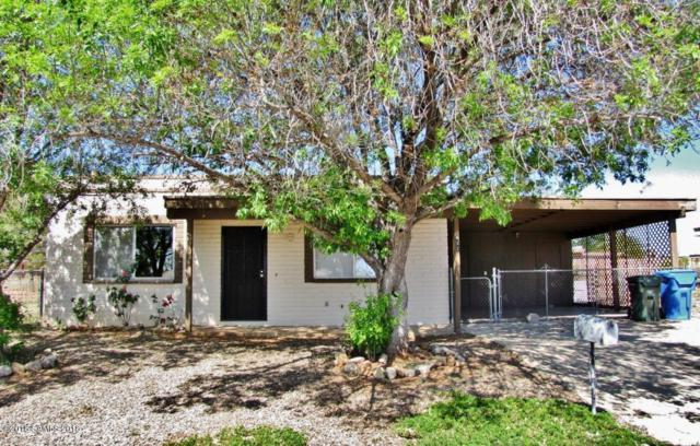 432 N Andrea Doria Avenue, Sierra Vista, AZ 85635 (MLS #166810) :: Service First Realty