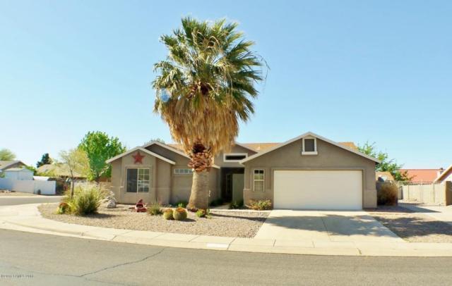 2727 Mountain Ridge Drive, Sierra Vista, AZ 85650 (#166813) :: Long Realty Company