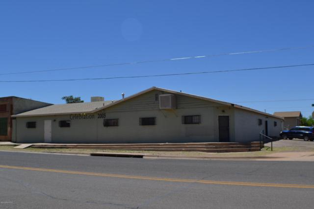 3834 S Towner Avenue, Naco, AZ 85620 (MLS #166815) :: Service First Realty