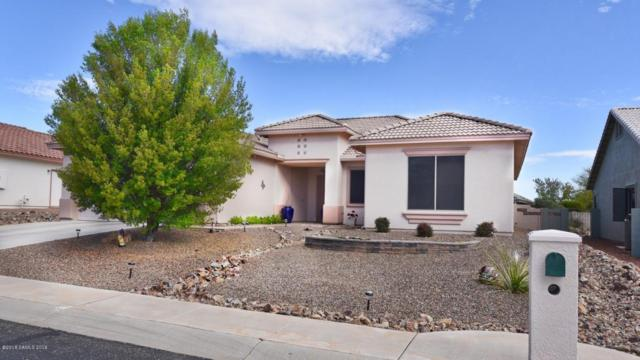 2695 Misty View Way, Sierra Vista, AZ 85650 (MLS #166816) :: Service First Realty