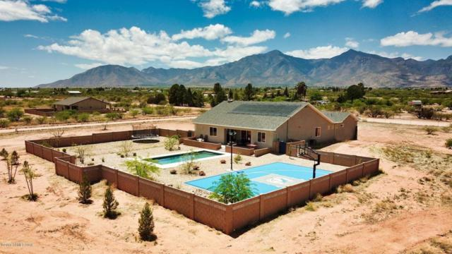 7815 E Sky Island Place, Hereford, AZ 85615 (MLS #166817) :: Service First Realty