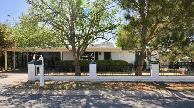 207 2nd Street, Huachuca City, AZ 85616 (MLS #166862) :: Service First Realty